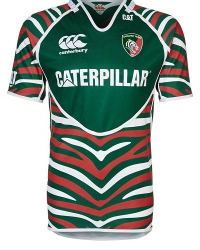 Canterbury LEICESTER TIGERS HOME Klubbkläder Grönt - Canterbury - Supportersaker