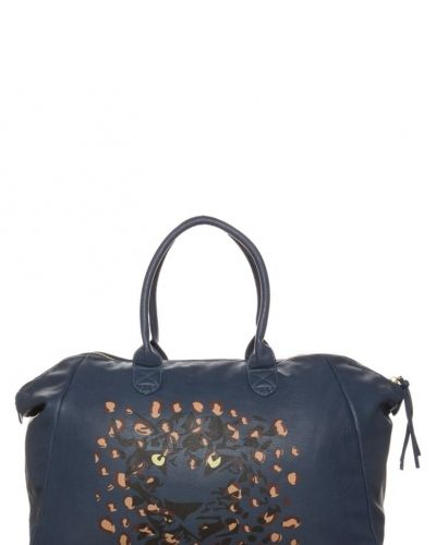 Friis & Company Friis & Company LEO QUILATA Weekendbag Blått. Resvaskor håller hög kvalitet.