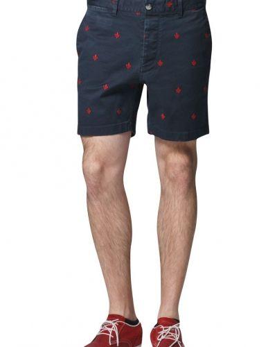 Blå shorts från Morris till herr.