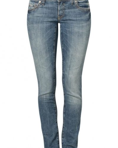Lindy jeans Mavi slim fit jeans till dam.