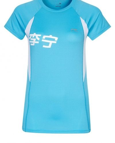 LINING Funktionströja Blått - LI-NING - Kortärmade träningströjor