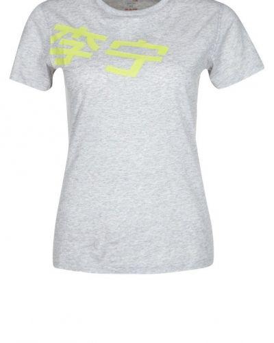 LINING Tshirt bas Grått - LI-NING - Kortärmade träningströjor