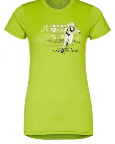 LINING Tshirt med tryck Grönt - LI-NING - Kortärmade träningströjor