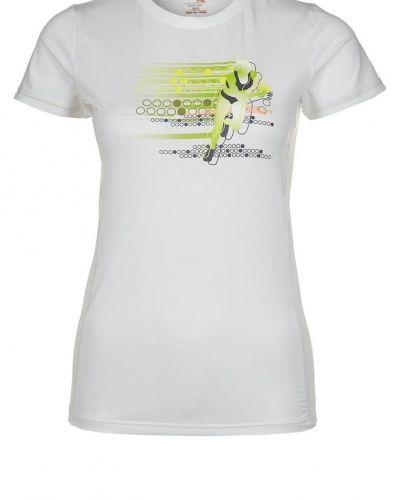 LINING Tshirt med tryck Vitt - LI-NING - Kortärmade träningströjor