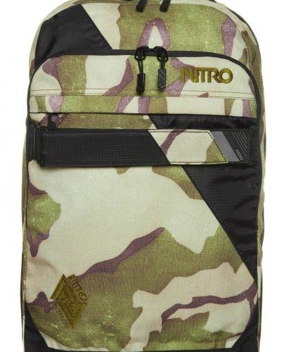 Nitro Lock ryggsäck. Väskorna håller hög kvalitet.