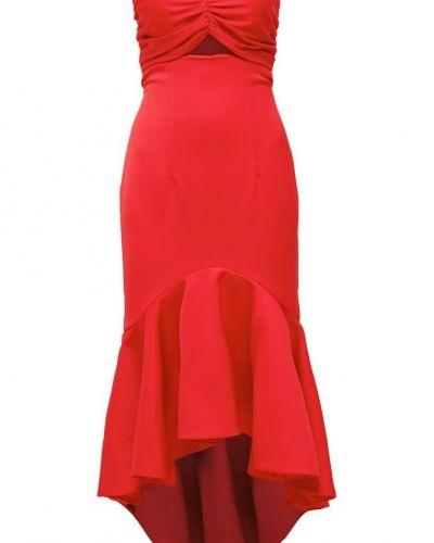 Lola festklänning red Jarlo cocktailklänning till mamma.