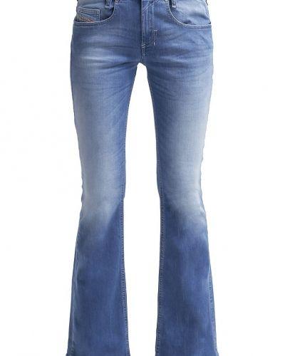 Louvboot jeans bootcut bleached denim Diesel bootcut jeans till tjejer.