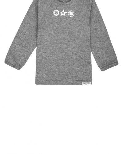 Svart långärmad tröja från Noppies till barn.