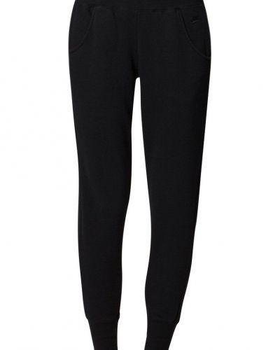 Nike Sportswear LUDLOW PANT Träningsbyxor Svart - Nike Sportswear - Träningsbyxor med långa ben