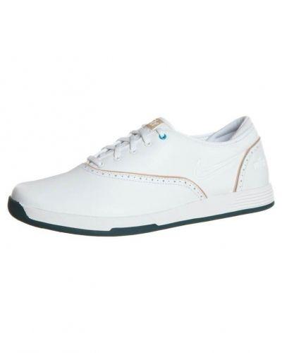 Nike Golf LUNAR DEUCE CLASSIC Golfskor Vitt - Nike Golf - Golfskor