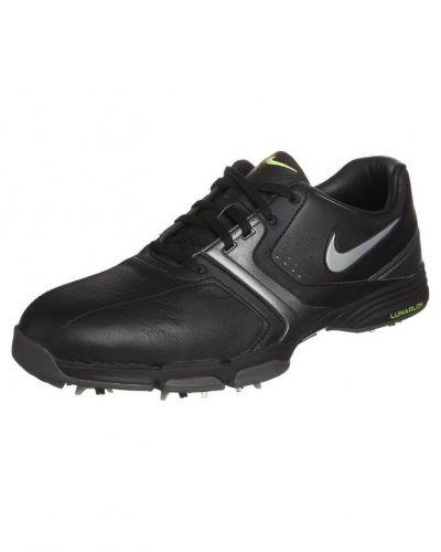 Nike Golf LUNAR SADDLE IV Golfskor Svart från Nike Golf, Golfskor