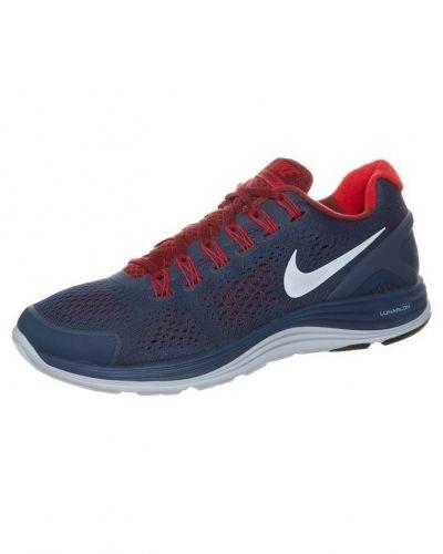 Nike Performance LUNARGLIDE+ 4 Löparskor dämpning Blått från Nike Performance, Löparskor