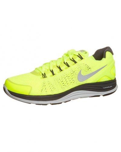 Nike Performance LUNARGLIDE+ 4 Löparskor dämpning Gult från Nike Performance, Löparskor