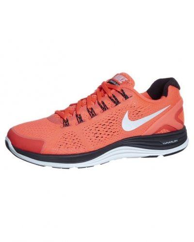 Nike Performance LUNARGLIDE+ 4 Löparskor dämpning Rött från Nike Performance, Löparskor