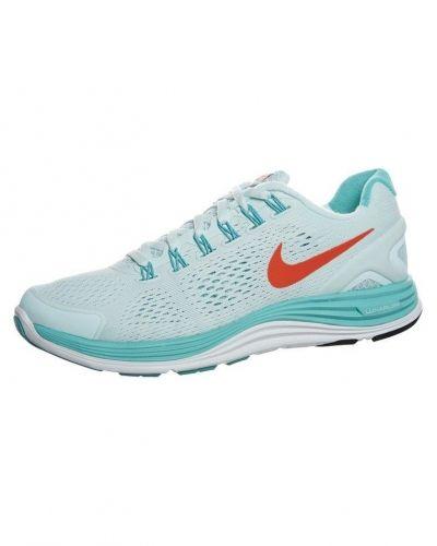 Nike Performance Nike Performance LUNARGLIDE+ 4 Löparskor stabilitet Grönt. Traningsskor håller hög kvalitet.