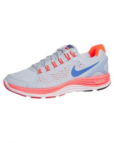 Nike Performance LUNARGLIDE+ 4 Löparskor stabilitet Vitt från Nike Performance, Löparskor