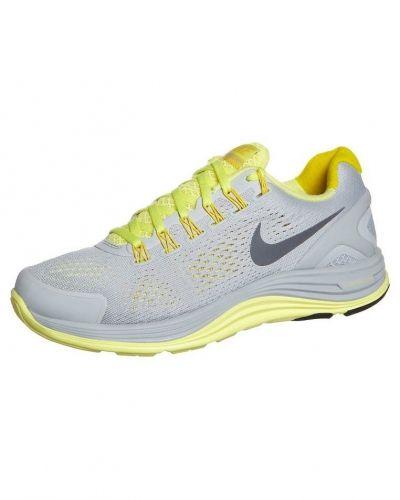 Nike Performance Nike Performance LUNARGLIDE+ 4 Löparskor dämpning Grått. Traningsskor håller hög kvalitet.
