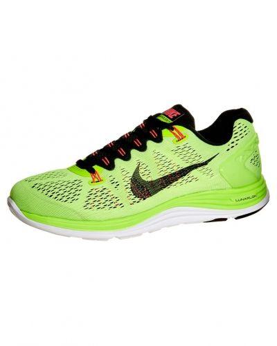 Nike Performance LUNARGLIDE+5 Löparskor stabilitet Grönt från Nike Performance, Löparskor