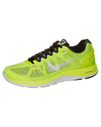 Nike Performance LUNARGLIDE(+) 5 Löparskor stabilitet Gult från Nike Performance, Löparskor