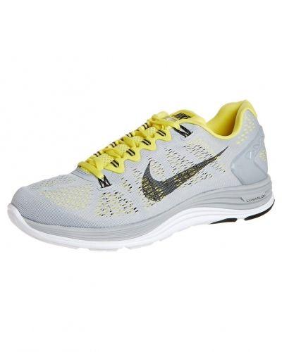 Nike Performance LUNARGLIDE+5 Löparskor stabilitet Grått från Nike Performance, Löparskor