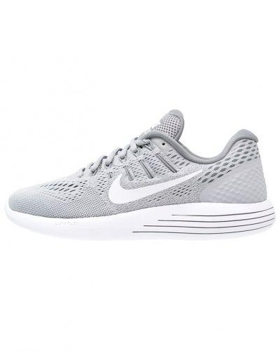 Lunarglide 8 löparskor stabilitet wolf grey/white/cool grey Nike Performance löparsko till mamma.