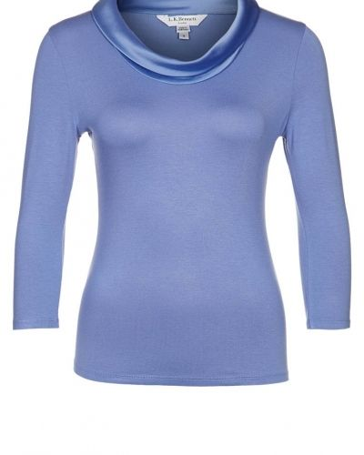 LK Bennett MABEL Tshirt långärmad Blått - L.k. bennett - Långärmade Träningströjor