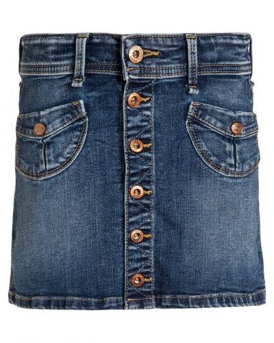 Till tjejer från Pepe Jeans, en jeanskjol.