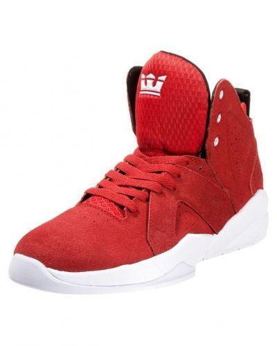 röda sneakers herr