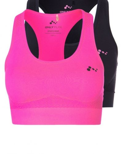 Only Play Only Play MAIA 2 PACK Sportbh pink glo/black