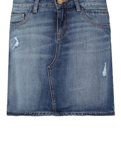 Mariella jeanskjol blue denim Cross Jeanswear jeanskjol till tjejer.
