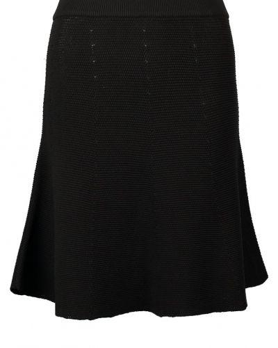 svart a linje kjol