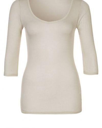 American Vintage MASSACHUSETTS Tshirt långärmad Beige från American Vintage, Långärmade Träningströjor