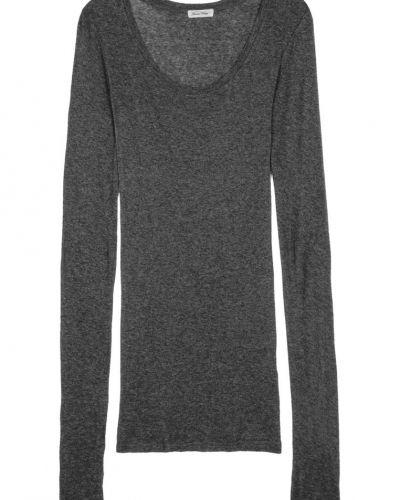 American Vintage MASSACHUSETTS Tshirt långärmad Grått - American Vintage - Långärmade Träningströjor