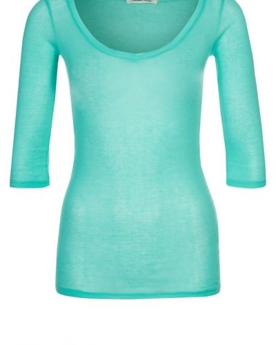Massachussets tshirt långärmad från American Vintage, Långärmade Träningströjor