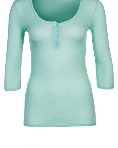 Massachussets tshirt långärmad grönt - American Vintage - Långärmade Träningströjor