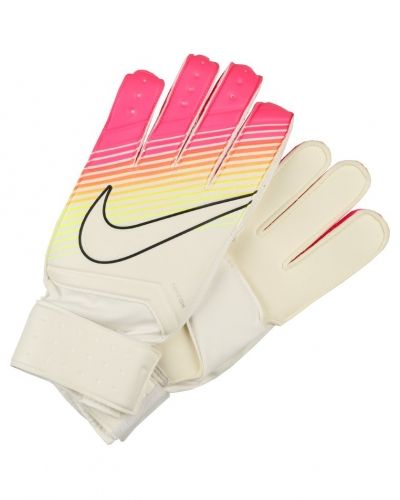 Nike Performance Nike Performance MATCH GOALKEEPER Målvaktshandskar white/pink blast