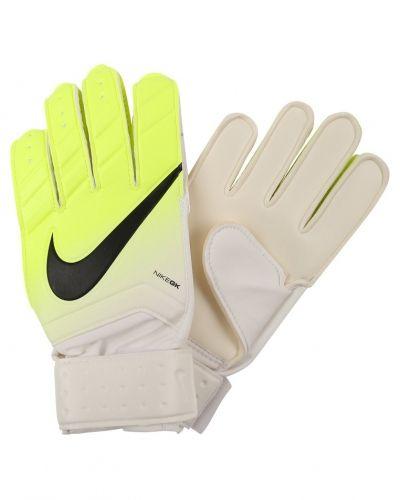 Målvaktshandske Match målvaktshandskar white/volt/black från Nike Performance