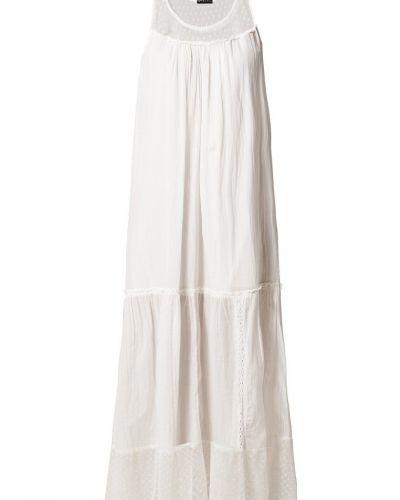 Vit studentklänning från Sisley till tjejer.