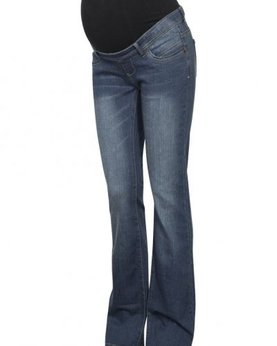 Blå bootcut jeans från bellybutton till tjejer.