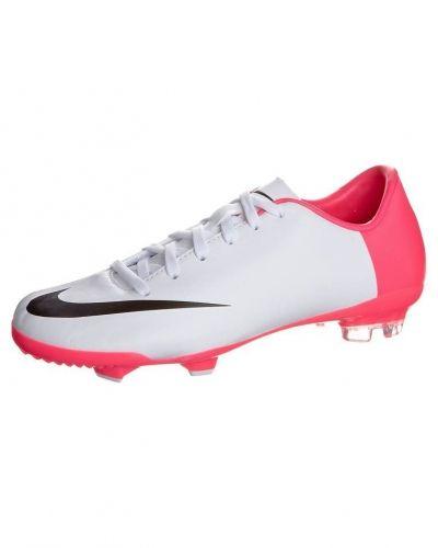 Nike Performance MERCURIAL GLIDE III FG Fotbollsskor fasta dobbar Vitt - Nike Performance - Konstgrässkor