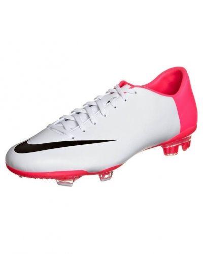 Nike Performance MERCURIAL GLIDE III FG Fotbollsskor fasta dobbar Vitt - Nike Performance - Fasta Dobbar