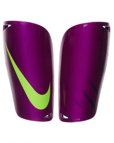 Nike Performance MERCURIAL LITE Fotbollsbenskydd Lila - Nike Performance - Fotbollsbenskydd