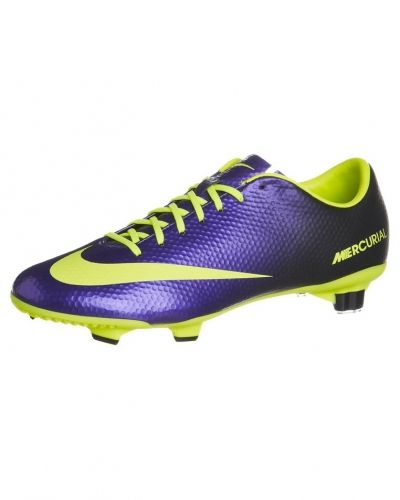 Nike Performance Nike Performance MERCURIAL VAPOR IX AG Fotbollsskor fasta  dobbar Lila. Traningsskor håller hög aabf67074d4ae