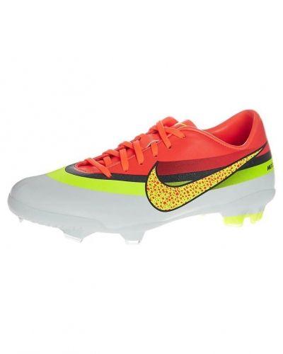 Nike Performance MERCURIAL VAPOR IX CR FG Fotbollsskor fasta dobbar Vitt - Nike Performance - Fasta Dobbar