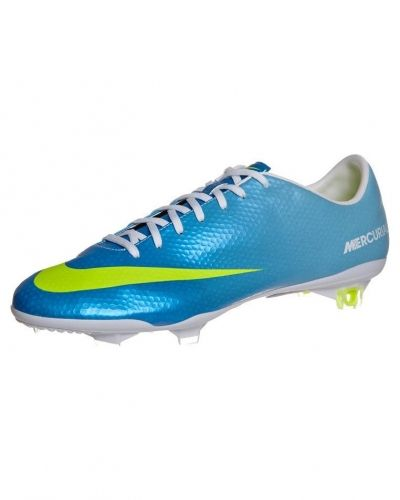 Nike Performance MERCURIAL VAPOR IX FG Fotbollsskor fasta dobbar Blått - Nike Performance - Fasta Dobbar