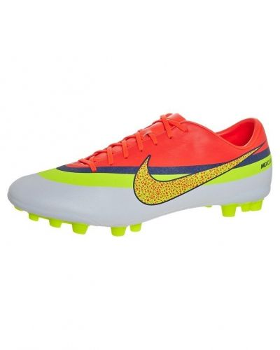 Nike Performance MERCURIAL VELOCE CR AG Fotbollsskor fasta dobbar Vitt - Nike Performance - Fasta Dobbar