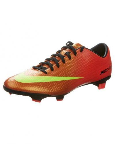 Nike Performance MERCURIAL VELOCE FG Fotbollsskor fasta dobbar Orange från Nike Performance, Konstgrässkor
