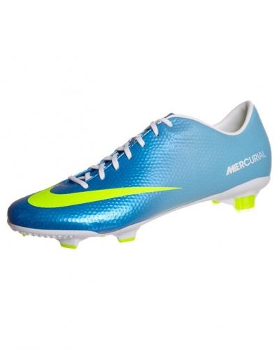 Nike Performance MERCURIAL VELOCE FG Fotbollsskor fasta dobbar Blått - Nike Performance - Fasta Dobbar