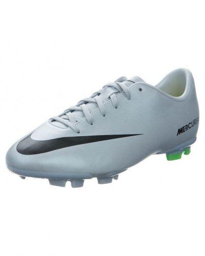 Nike Performance MERCURIAL VICTORY IV FG Fotbollsskor fasta dobbar Silver - Nike Performance - Fasta Dobbar