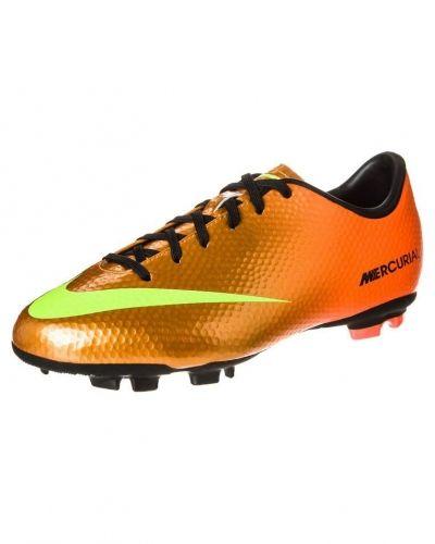 Nike Performance MERCURIAL VICTORY IV FG Fotbollsskor fasta dobbar Orange - Nike Performance - Fasta Dobbar